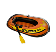 Bote INTEX Explorer 200 Ref.:58331