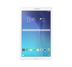 Tablet Samsung Galaxy Tab E Memória Interna 8GB 9.6
