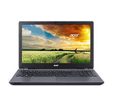 "Notebook Acer  Aspire  Intel  Quad Core 4GB de Ram HD 500GB 15,6"" USB HDMI Windows 8.1 ES1-512-P65E"