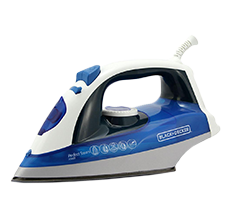 Ferro a Vapor Black & Decker Perfect Steam X5600 Azul