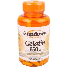 Gelatin SUNDOWN 100 Cápsulas