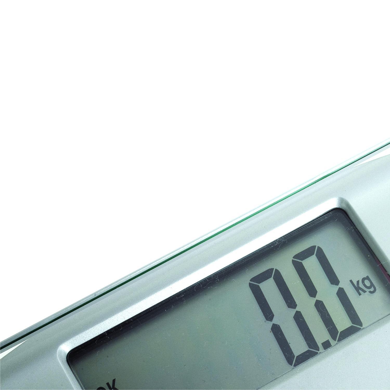 Balança BRITÂNIA prata digital Ref.:BE3 #408B6B 1500x1500 Balança Digital Banheiro Britania