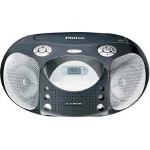 Rádio Portátil Philco  AM/FM USB CD/MP3 PB120