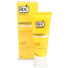 Protetor Solar ROC Minesol Actify Unify FPS 60 Gel-creme 50g