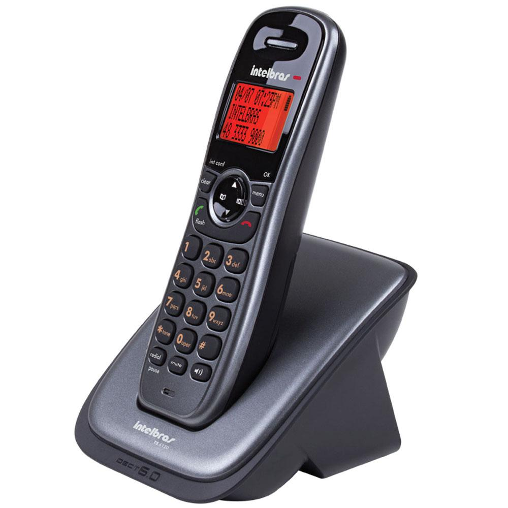 Telefone Intelbras TS 6120 6123