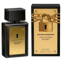 Perfume ANTONIO BANDERAS Golden Secret Eau de Toilette Masculino 50ml