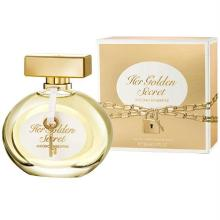 Perfume ANTONIO BANDERAS Golden Secret Eau de Toilette Feminino 30ml