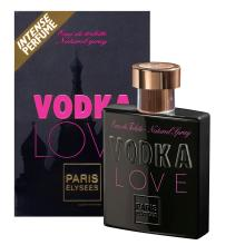 Perfume PARIS ELYSEES Vodka Love Eau de Toilette Feminino Frasco 100ml