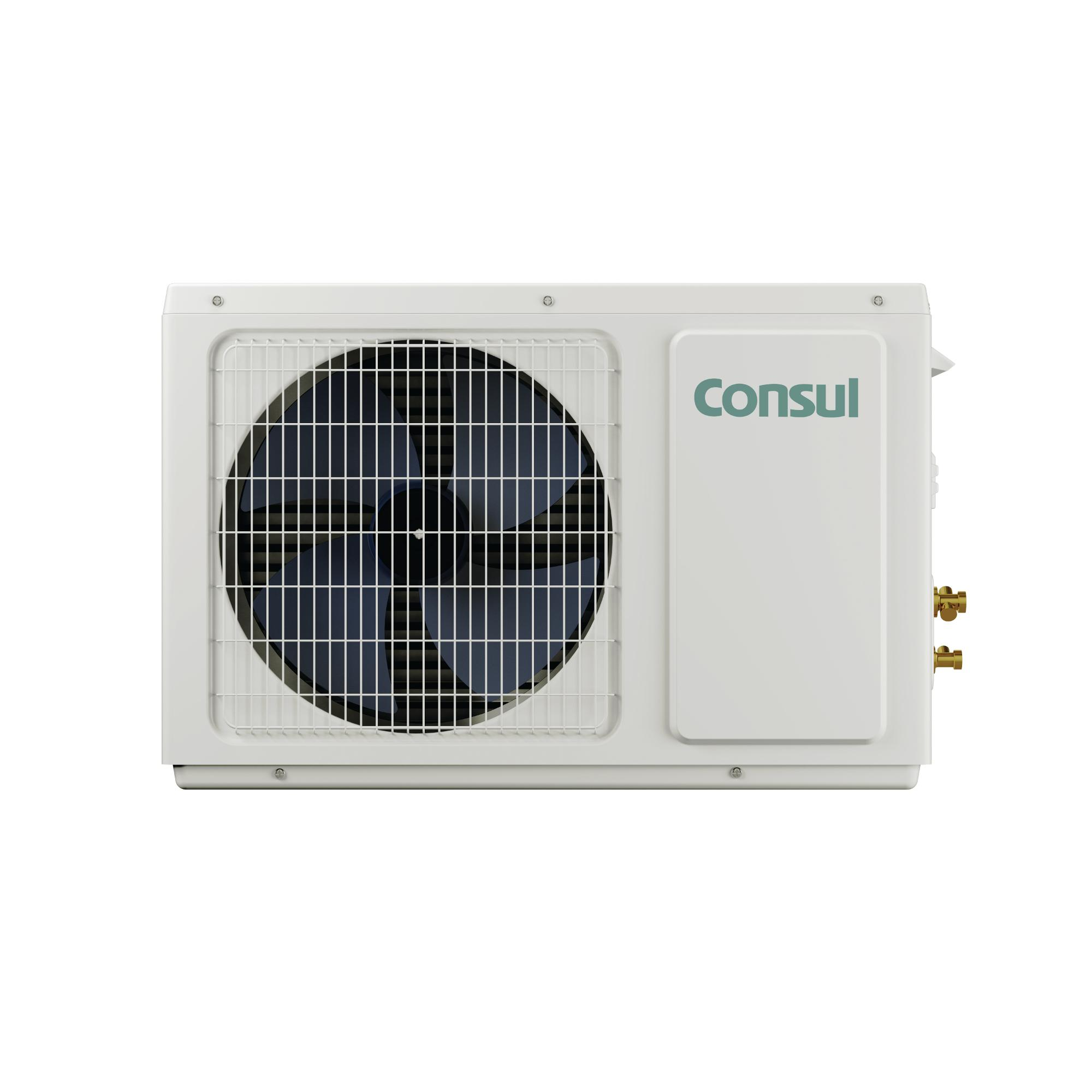 Ar condicionado split consul 22000 btus inverter quente e for Consul monitoring