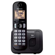 Telefone sem Fio Panasonic Dect KX - TC210LBB Preto