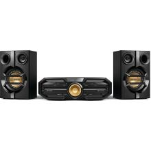 Mini System Hi-Fi Philips USB Bluetooth 300W RMS FX20X/78
