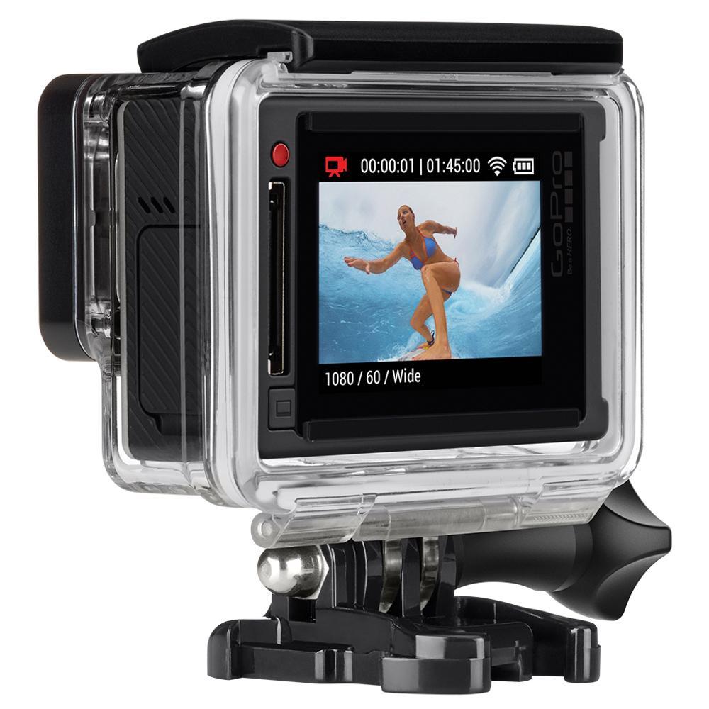 Camera GoPro Hero 4 Silver Edition 12MP Full HD Video 4K Wi Fi