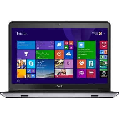 Notebook Dell I14-5448-b10 Notebook I5-5200u 2.20ghz 4gb 1tb Amd Radeon Hd R7 M265 Windows 8 Inspiron 14