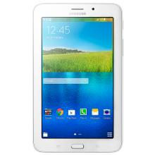 Tablet SAMSUNG Galaxy Tab E 3G Wi-Fi Branco Android 4.4 Memória Interna 8GB Quad Core 1.3GHz 7