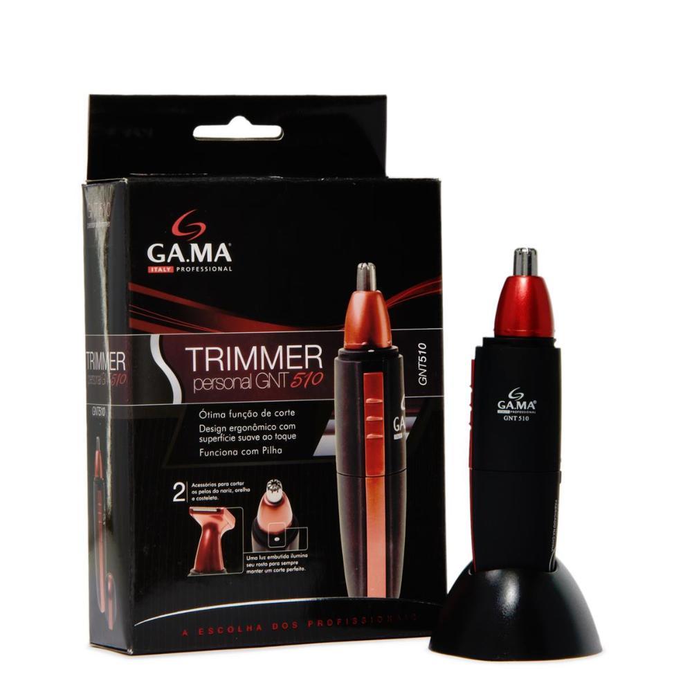 Aparador Gama Italy ~ Aparador de Pelos GA MA Italy Trimmer Bivolt GNT510