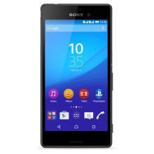 Smartphone Sony Xperia M4 Aqua Dual Chip Tela 5 ´ Memória 16GB Octa Core 1.5GHz Câmera 13MP 4G Wi - Fi Android 5.0 Preto E2363