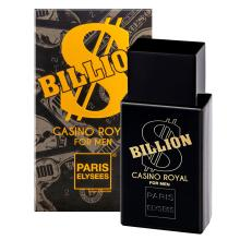 Perfume BILLION Cassino Royal 100ml