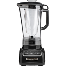 Liquidificador KitchenAid Diamond Onix Black 5 Velocidades KUA15AE Preto