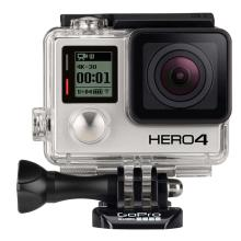 Câmera GoPro Hero 4 Black Edition Wi-Fi Bluetooth 12MP Vídeo 4K