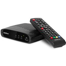 Conversor e Gravador de TV Digital Intelbras USB HDMI RCA Preto CD636