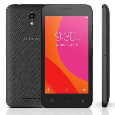 Smartphone Lenovo Vibe B Dual Chip Tela 4.5 Memoria 8gb Quad-core Camera 5mp Selfie 2mp 4g Wi-fi Android 6.0 Marshmallow Preto A2016b30