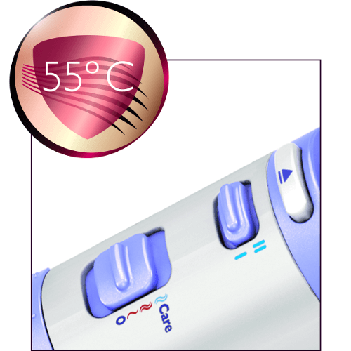 Escova Rotativa Philips Temperatura Care