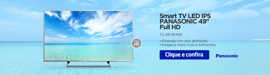 Smart TV Panasonic IPS Full HD