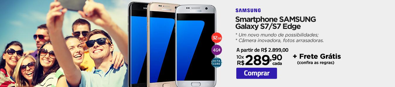 Smartphone Samsung Galaxy S7/S7 Edge