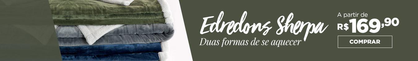 Edredons Sherpa