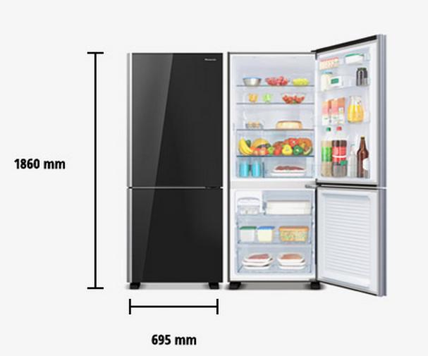 Refrigerador altura 66 inferior