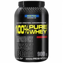 Proteina 100% Pure Whey PROBIOTICA Chocolate 900g