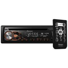 Som Automotivo Pioneer MP3 CD Player USB Bluetooth DEH-X4880BT