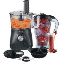 Multiprocessador de Alimentos Philco All In One Citrus Preto