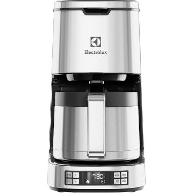 Cafeteira Electrolux Expressionist Collection Inox Digital 1,25L 100W CMP60