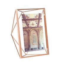 Porta-retrato Prisma Cobre 13x18cm - Umbra