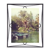 Porta-retrato Prisma Preto 20x25cm - Umbra