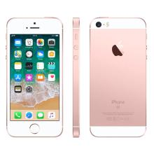 "iPhone SE Apple 32GB Tela 4"" Câmera 12MP iOS 11 Processador Chip A9 Touch ID 4G Rosa"