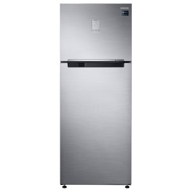 Geladeira Samsung Twin Cooling Plus Frost Free 453L RT46K6261S8 Cor Inox Look