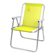 Cadeira de Praia de Alumínio Verde - A / CASA