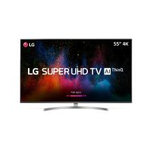 "Smart TV LG 55"" Led Ultra HD 4K Nano Cell Smart Magic 55SK8500"