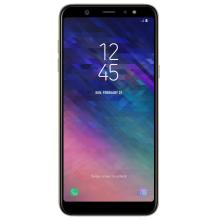 Smartphone Samsung Galaxy A6 Plus Dourado 64GB Câmera Dupla 16MP+5MP 4G SM - A605GZDSZTO