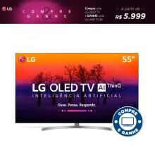 Smart TV LG OLED 55
