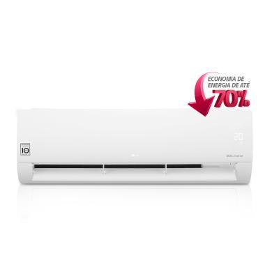 b277c0665 Ar-condicionado Split LG Dual Inverter 22000BTUs Quente e Frio S4-Q24K23WD
