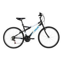 Bicicleta Caloi Montana Aço Carbono Aro 26 21V Preto