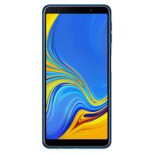 Smartphone Samsung Galaxy A7 Azul 64GB Câmera Tripla 24MP+5MP+8MP 4G SM - A750GZBJZTO