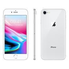 iPhone 8 64GB Câmera 12MP Prata Tela 4,7 ´ MQ6H2BR / A