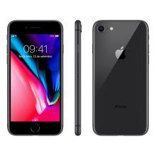 iPhone 8 64GB Câmera 12MP Cinza Espacial Tela 4,7 ´ MQ6G2BR / A
