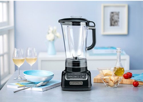 Liquidificador KitchenAid Diamond Onix Black