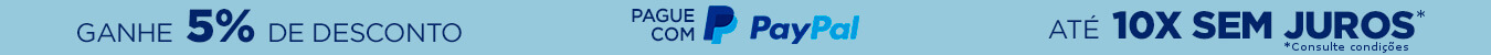 promocao 5% off paypal