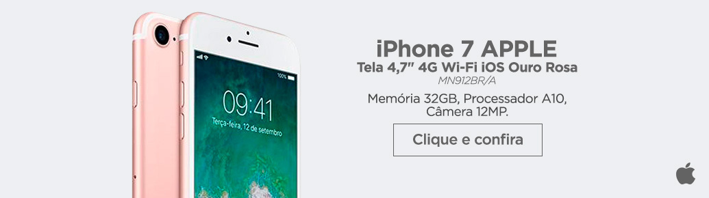 iPhone 7 Apple Tela 4,7
